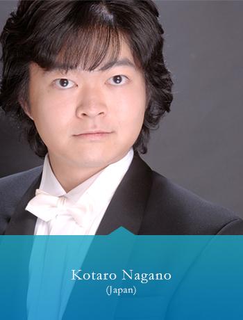 Kotaro Nagano(Japan)