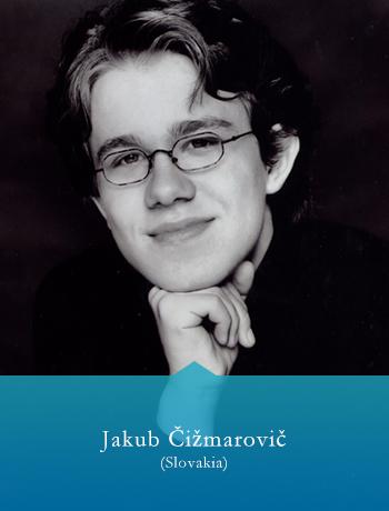 Jakub Cizmarovic(Slovakia)