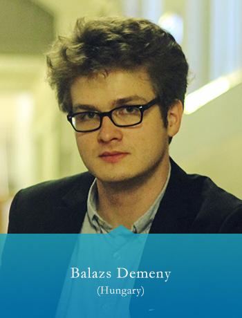 Balazs Demeny, Hungary