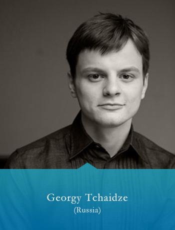 Georgy Tchaidze, Russia